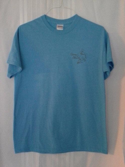 Turquoise T Shirt