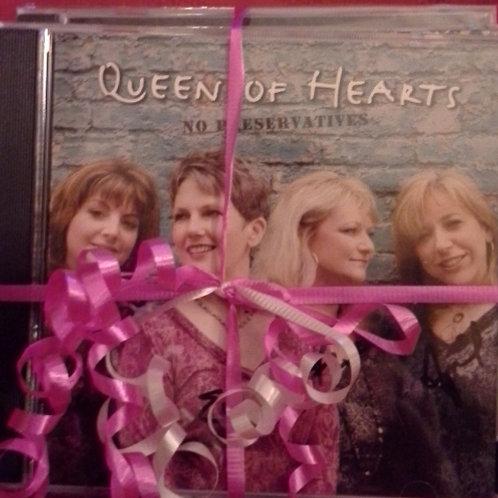 4 Queen CD's