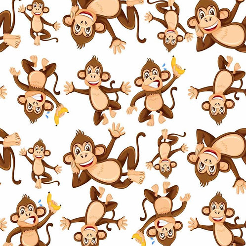 Mama Bear Monkeys
