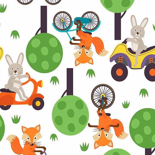 Mama Bear Fun Wheels