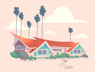 Anaheim Cinderella Home Concept