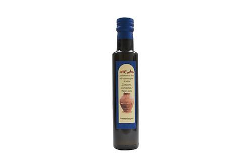 Gember - Kurkuma - Zwarte Peper Olijfolie