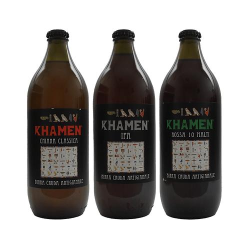 Birra Khamen 0,66