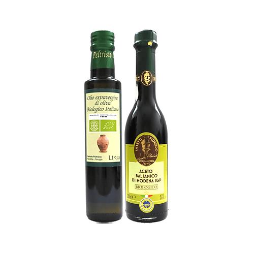 Olio e Aceto Balsamico