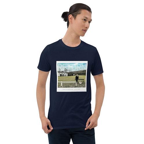 """Savannah Jaine """"Return"""" Single Art Short-Sleeve Unisex T-Shirt"""