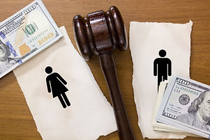 Divorce section of the property by legal means..jpg