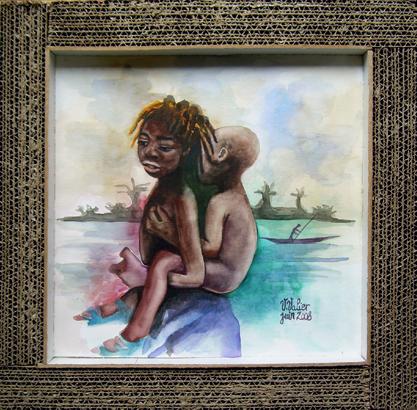 Enfants Mali