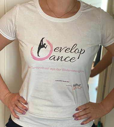 T-Shirt DevelopDance (Damen)