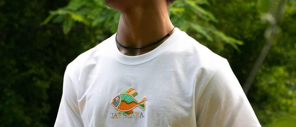 THE FISH LIMITED T-SHIRT