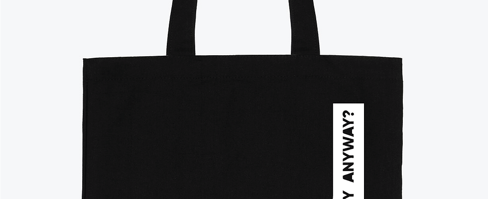 Who is Jay Anyway Tote Bag