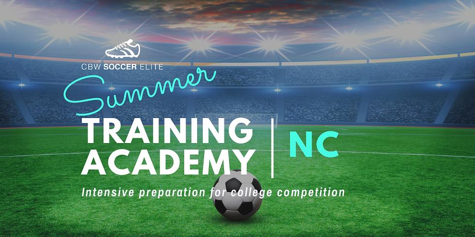 CBW Training Academy Charlotte - Summer Week 4 EVENING (July 13-17)
