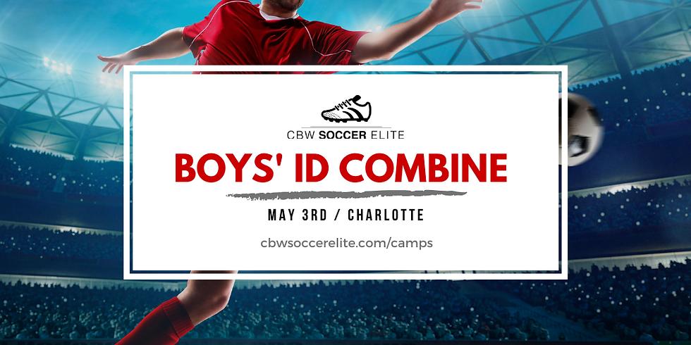 Boys' College ID Combine - Charlotte