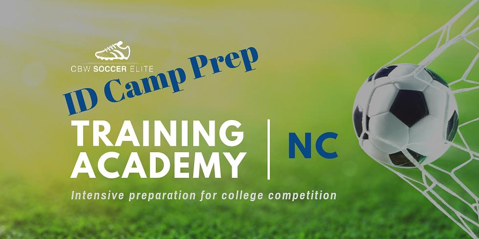 CBW Training Academy - ID Camp Prep - Charlotte (2 sessions / April 10-11)