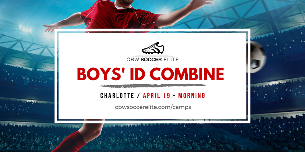 Boys' College ID Combine AM Session