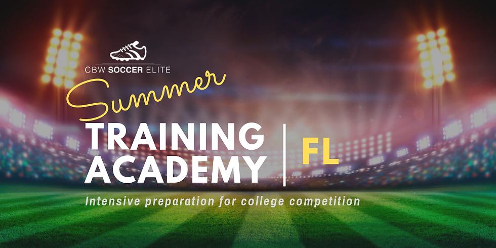 CBW Training Academy Miami - MORNING Summer Week 3 (July 12-16)
