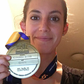 Mental Training for the NYC Marathon Changed My Outlook