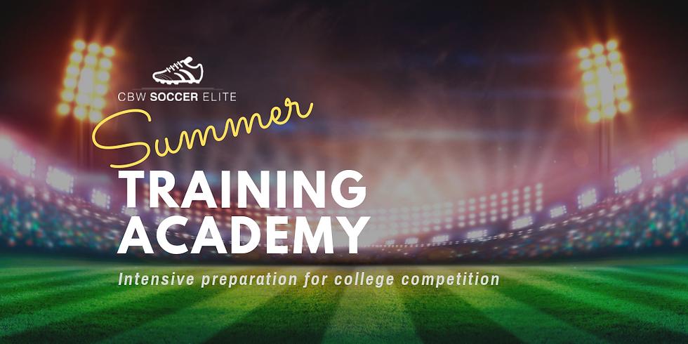 CBW Training Academy - Summer III (June 22-26) (1)