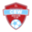 CBW Soccer Club logo - color on transpar