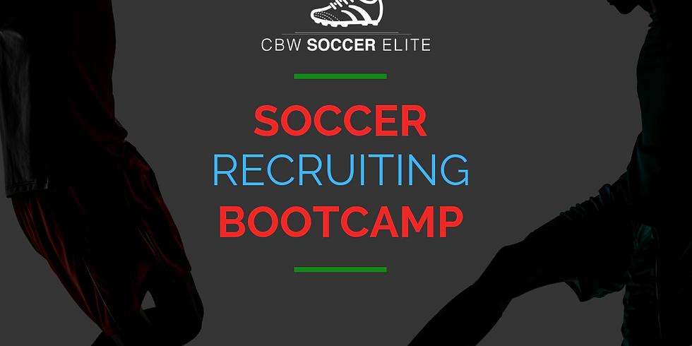 Soccer Recruiting Bootcamp: College Soccer Essentials