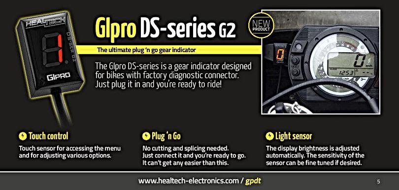 GIpro DS-series G2 Mototek