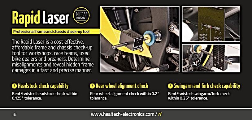 Healtech Rapid Laser Mototek