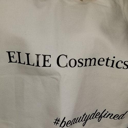 ELLIE Cosmetics Canvas Bag