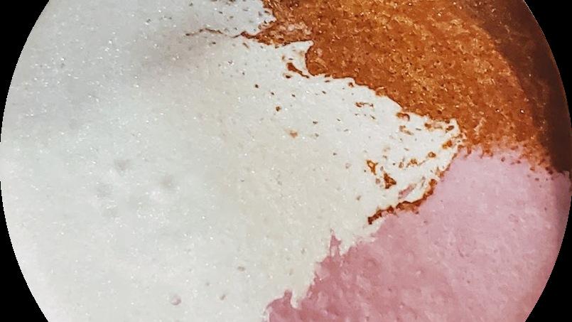 Custom Marble Blush