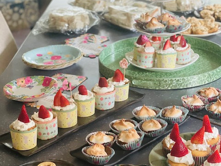 The Urban Kiln Tea-riffic Tea Party and the History of Victorian Afternoon Tea