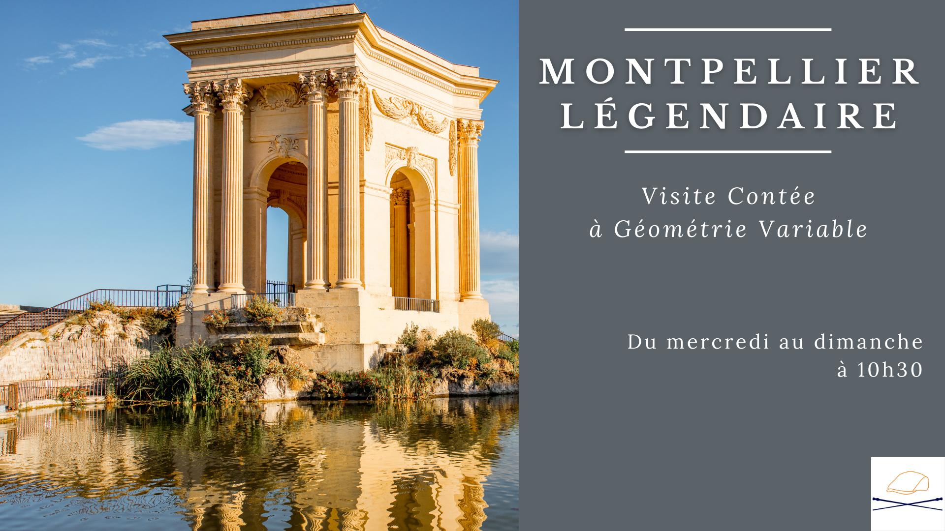 Montpellier Légendaire plein tarif