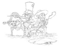 Matchbox Ferrymen