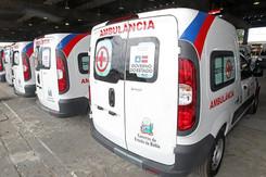 Rui toma ambulâncias de empresa que quis aumentar preço após venda para o Estado; Veja os detalhes!
