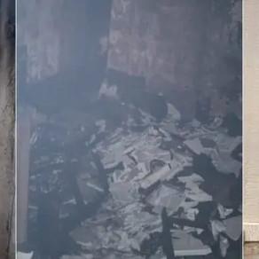 Paulo Afonso-BA: Criança de 3 anos incendeia casa ao colocar fogo em colchão