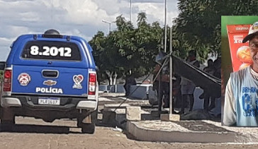 Homicídio é registrado na cidade de Macururé-BA