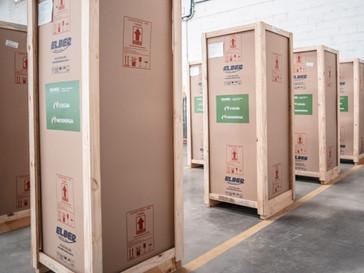 Coelba inicia entrega de refrigeradores para vacinas na Bahia