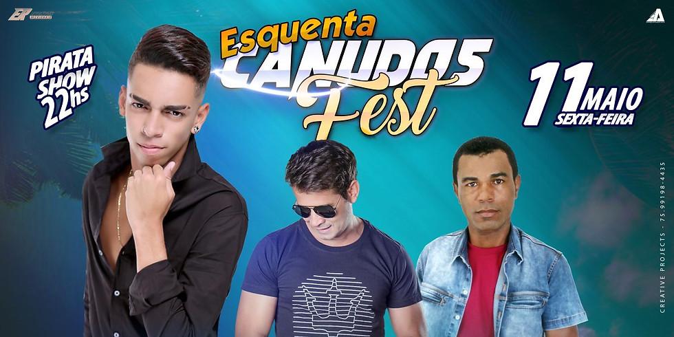 ESQUENTA - CANUDOS FESTE 2018