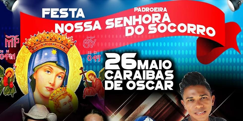 FESTA EM CARAÍBAS DE OSCAR-BA