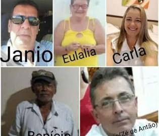 Colisão envolvendo micro-ônibus de Capela do Alto Alegre-BA e caminhão deixa 5 mortos e 12 feridos
