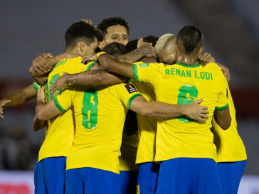 Fifa divulga primeiro ranking de seleções em 2021; Brasil segue em terceiro entre as nações