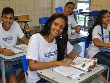 Programa Universidade para Todos tem edital 2020 lançado na Bahia