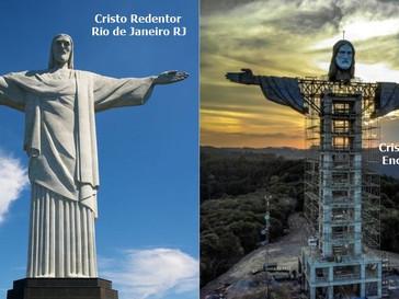 Anunciada construção do maior Cristo do Brasil em Encantado-RS