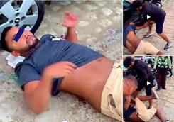 Após ser filmado agredindo um homem, César Adriano faz vídeo e explica o que aconteceu; Assista!