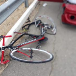 Uauá: Ciclistas são atropelados, um morre e outro fica ferido