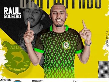 Macurureense é contratado pelo Barra FC de Sergipe; Conheça um pouco da história do goleiro Raul
