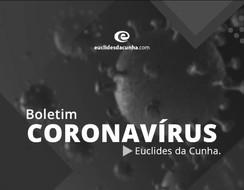 Covid-19: Euclides da Cunha registra o 13º óbito e mais de 1 mil pacientes recuperados