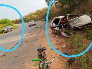 Deputado Mário Negromonte Júnior fica ferido após grave acidente de trânsito em Jeremoabo-BA