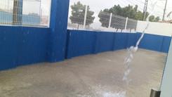 Formosa: 72 milímetros de chuva na tarde desta quinta-feira (22)