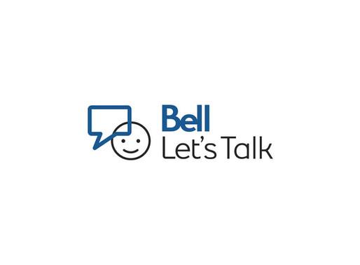 Mental health affects us all | #BellLetsTalk
