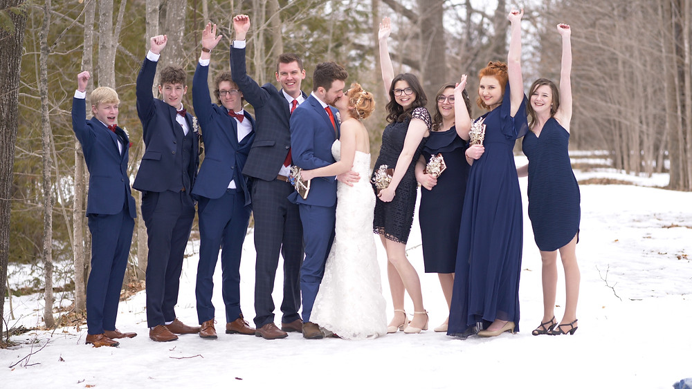 Orillia wedding videographer