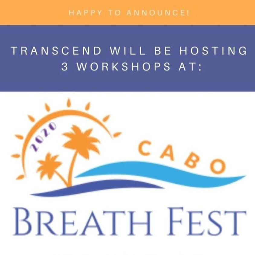 Cabo Breath Fest