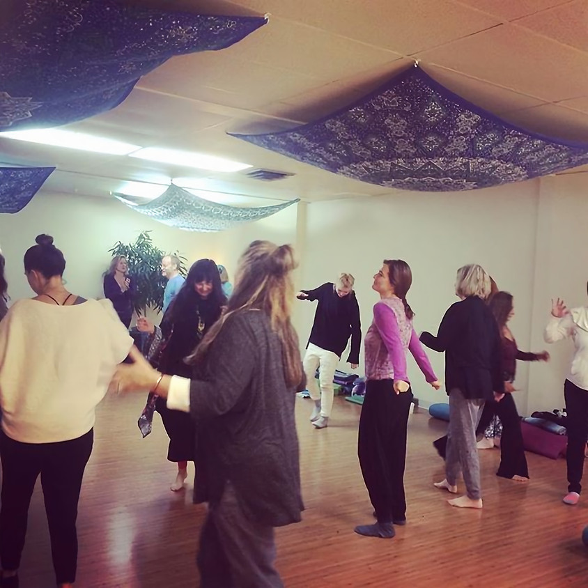 Introduction to Breathwork: Workshop in Comox, BC (1)